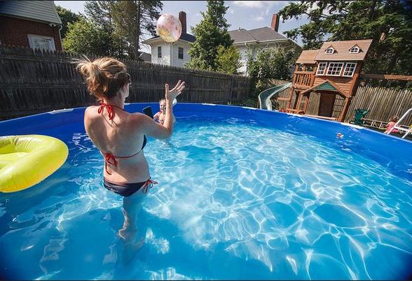 Как выбрать правильный размер бассейна