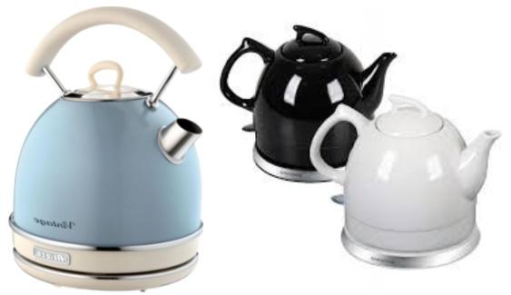 чайники-ретро