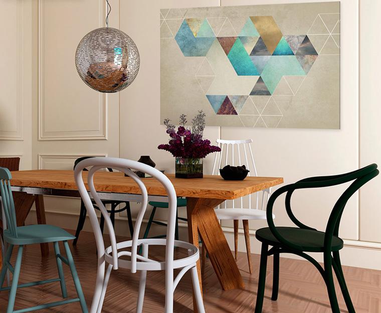 Картины на кухню в стиле лофт