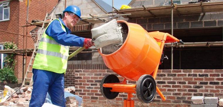 Как выбрать бетономешалку для дома?