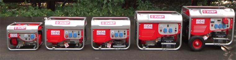 Какой лучше выбрать бензиновый генератор