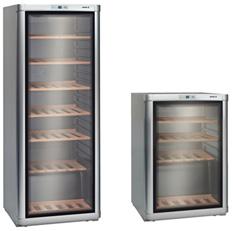 Размер винных холодильников
