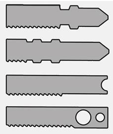 формы хвостовиков