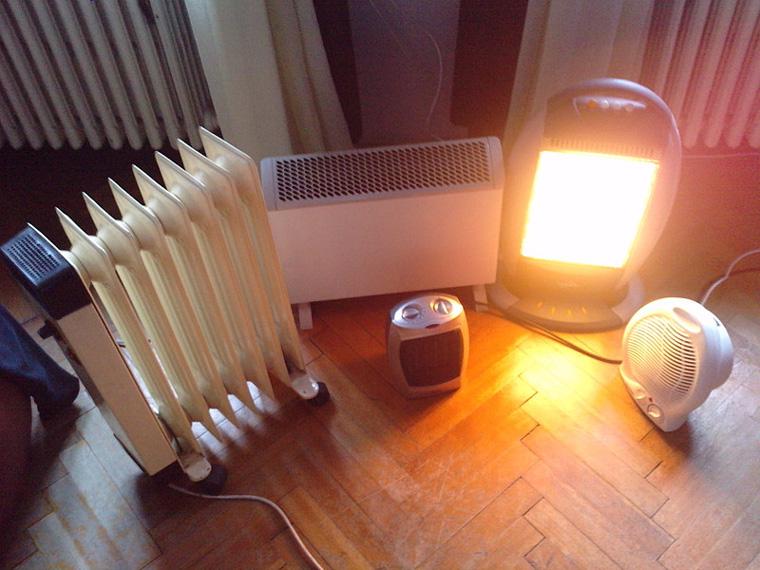 Электрические нагреватели и способы передачи тепла