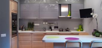 Как выбрать лучший телевизор для кухни?