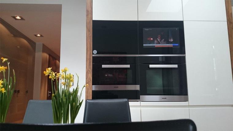 Встроенный ТВ