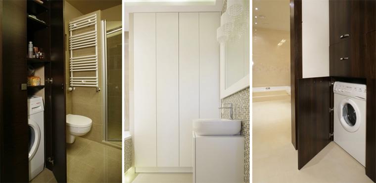 Фото. Большой шкаф с традиционными дверями