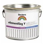 Краска Beckers Elementfarg-V