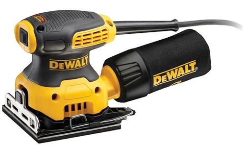 Осцилляционная шлифмашинка DeWalt DWE6411