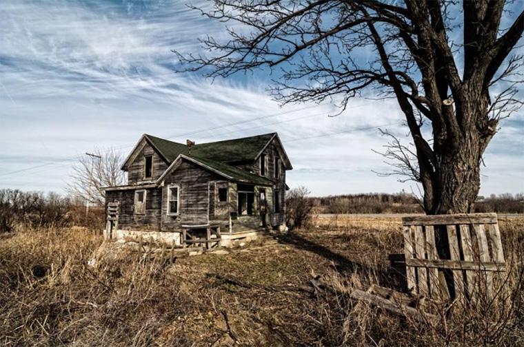 Покупка старого дома