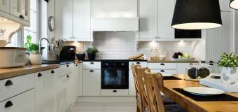Ручки для кухонной мебели, фото