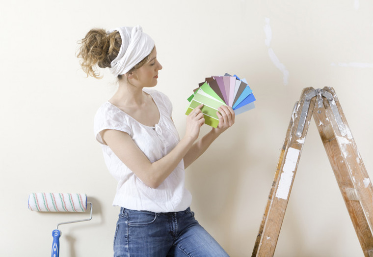 Керамические краски доступны в широком диапазоне цветов