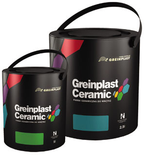 GREINPLAST CERAMIC PAINT