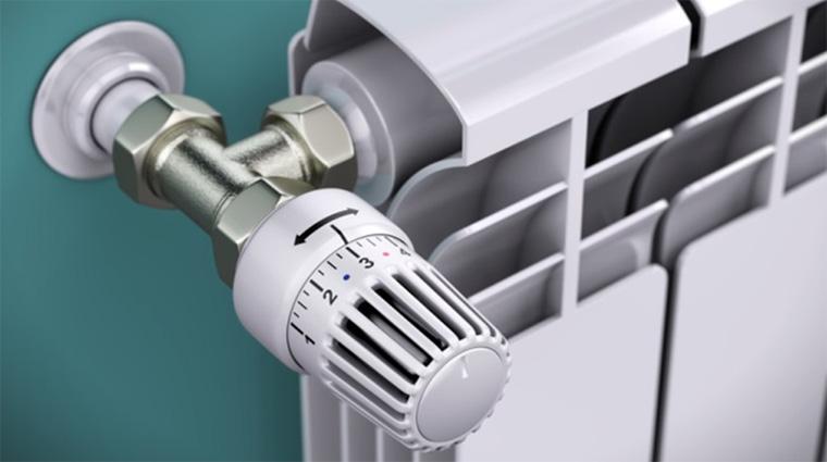 регулятор температуры на радиаторе