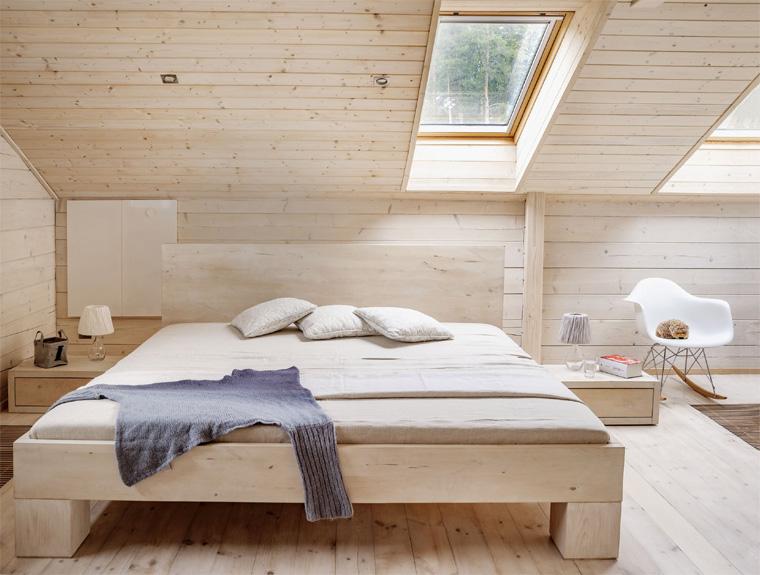 Фото. Минималистский стиль является характерной чертой интерьера Финляндии
