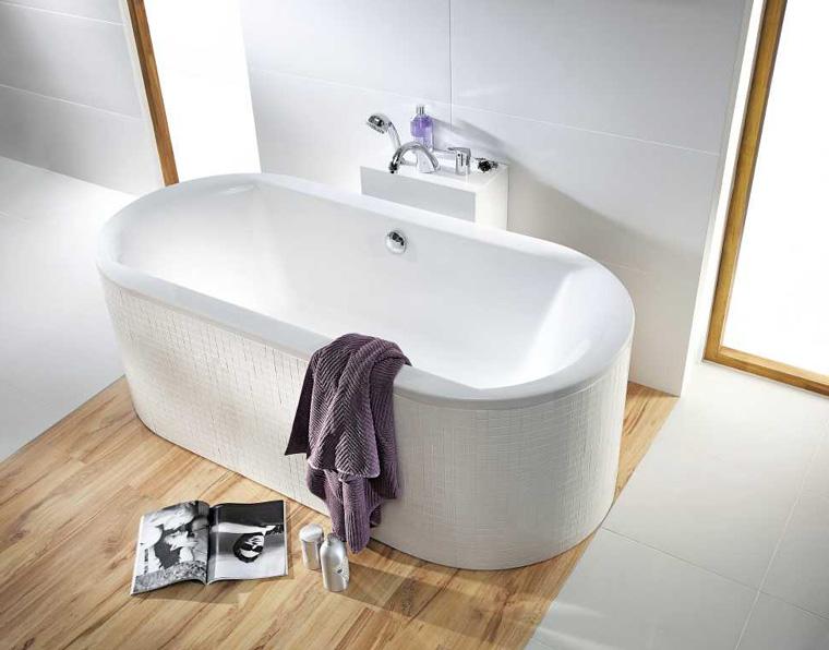 Тренды в оформлении ванных комнат 2018
