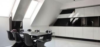 Квартира хай тек – дизайн, фото