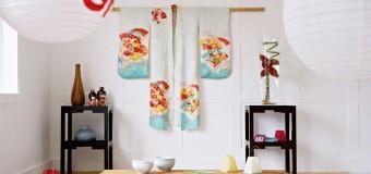 Японский стиль в интерьере, фото