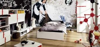 Мебель для подростковой комнаты – фото