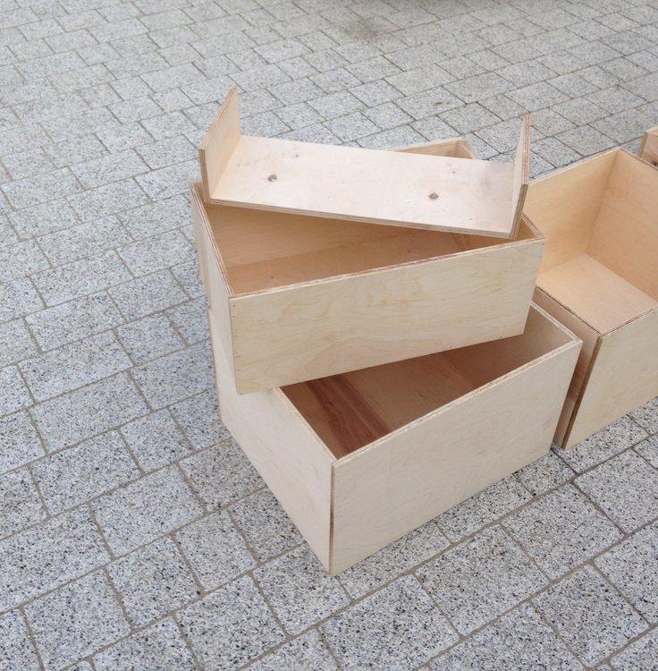 Детский стеллаж для книг и игрушек, с ящиками, как сделать своими руками,