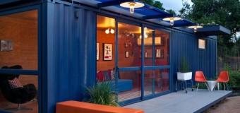 Проекты домов из морских контейнеров, пригодные для жилья, своими руками и на заказ, фото, отзывы