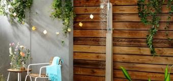 Как сделать душ на даче?
