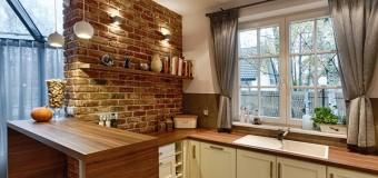 Шторы для кухни – фото, дизайн