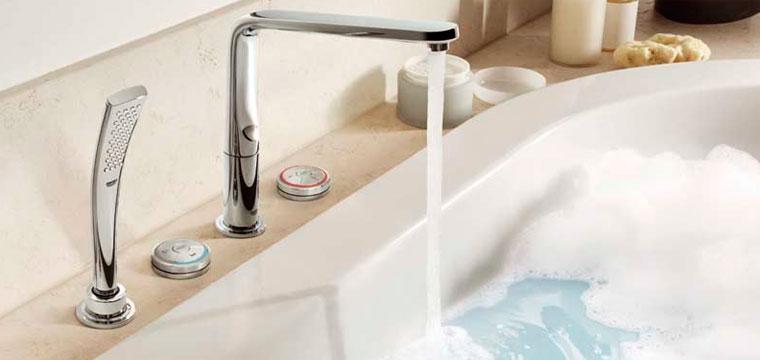 Смеситель для ванной с душем какой выбрать