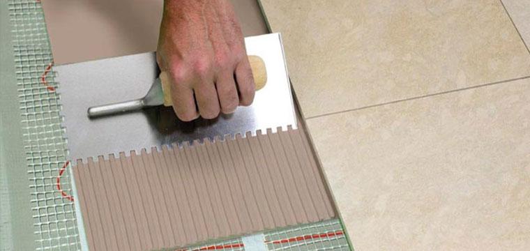 Какой клей нужен для плитки на пол и на стены