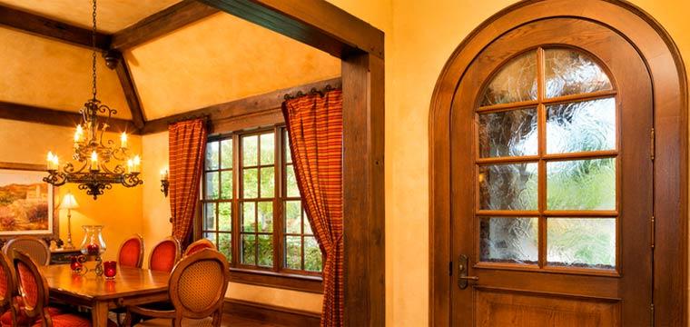 Рифленое и матовое стекло узорчатое для межкомнатных дверей