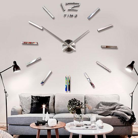 настенные часы с минутной стрелкой