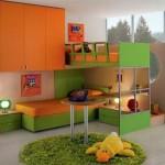 модели шкафа-трансформера для двух детей