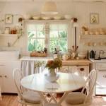 Как обставить гостиную-кухню в классическом стиле