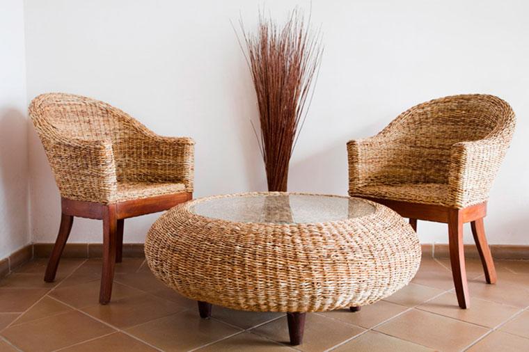 Мебель из ротанга – как выбрать
