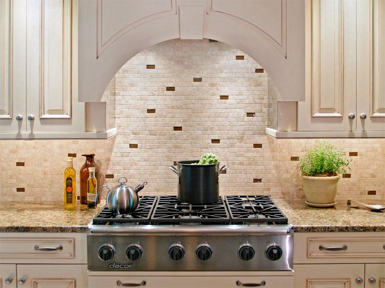 Плитка керамическая для кухни на фартук