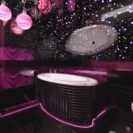 Черная ванная – варианты кафеля в ванной