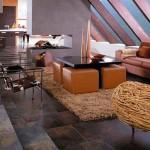 Плитка для пола в гостиной дизайн