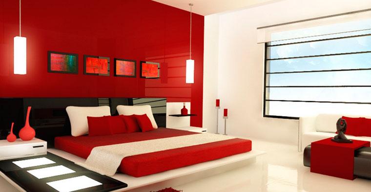 Какой цвет стен в спальне выбрать?