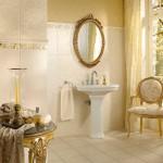 Мебель в ванную в классике
