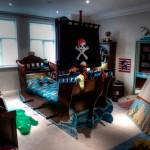 Детская в пиратском стиле