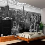 Фотообои Нью-Йорк в интерьере