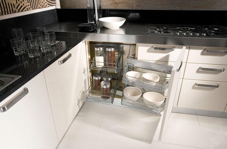 Шкаф карго для кухни – размеры и виды
