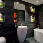 напольные раковины в ванную комнату