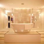 Освещение ванны