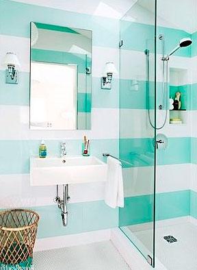 Какие цвета подойдут для маленькой ванной комнаты