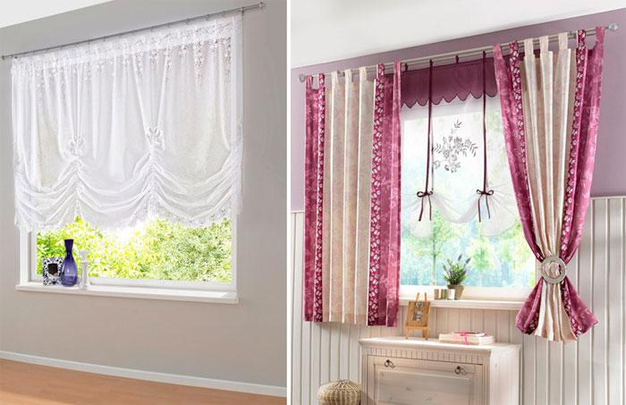 короткие шторы в гостиную до подоконника фото это звенья очень