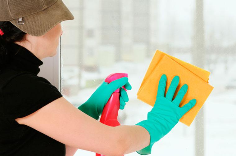 Чем лучше мыть окна в домашних условиях