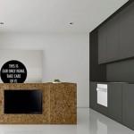 Применение ОСБ в интерьере: мебель