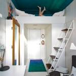 Дизайн потолка с характером