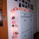 идеи использования хлопковых шариков фото